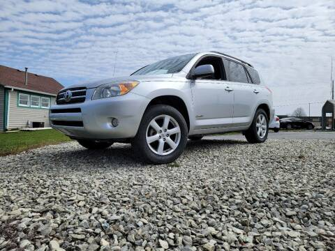 2008 Toyota RAV4 for sale at Sinclair Auto Inc. in Pendleton IN