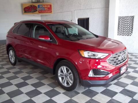 2020 Ford Edge for sale at Schalk Auto Inc in Albion NE