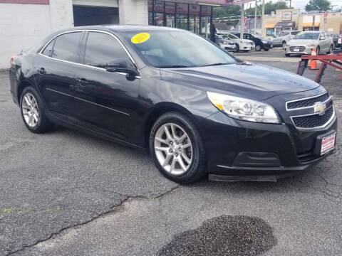 2013 Chevrolet Malibu for sale at Absolute Motors in Hammond IN