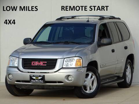 2004 GMC Envoy for sale at Chicago Motors Direct in Addison IL
