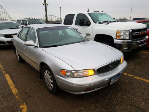 2001 Buick Century for sale at Affordable 4 All Auto Sales in Elk River MN