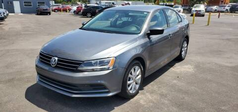 2015 Volkswagen Jetta for sale at Real Car Sales in Orlando FL