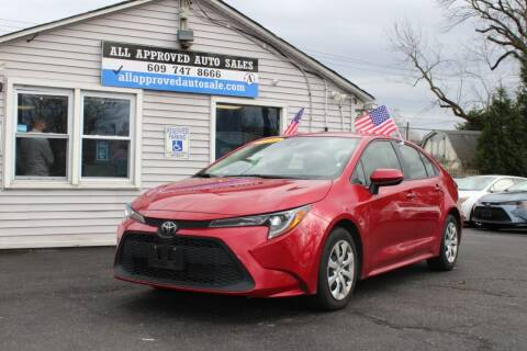 2020 Toyota Corolla for sale at Deals N Wheels 306 in Burlington NJ