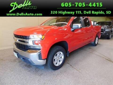 2020 Chevrolet Silverado 1500 for sale at Dells Auto in Dell Rapids SD