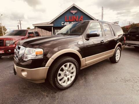 2013 Ford Expedition for sale at LUNA CAR CENTER in San Antonio TX