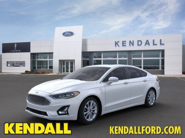 2020 Ford Fusion Energi for sale in Eugene, OR