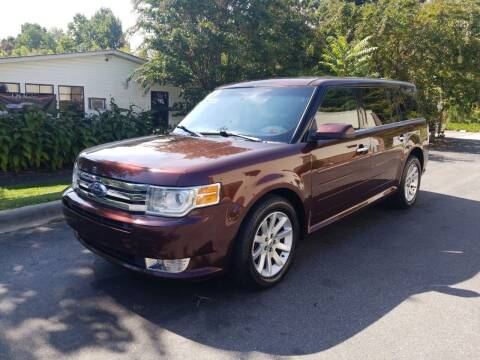 2009 Ford Flex for sale at TR MOTORS in Gastonia NC