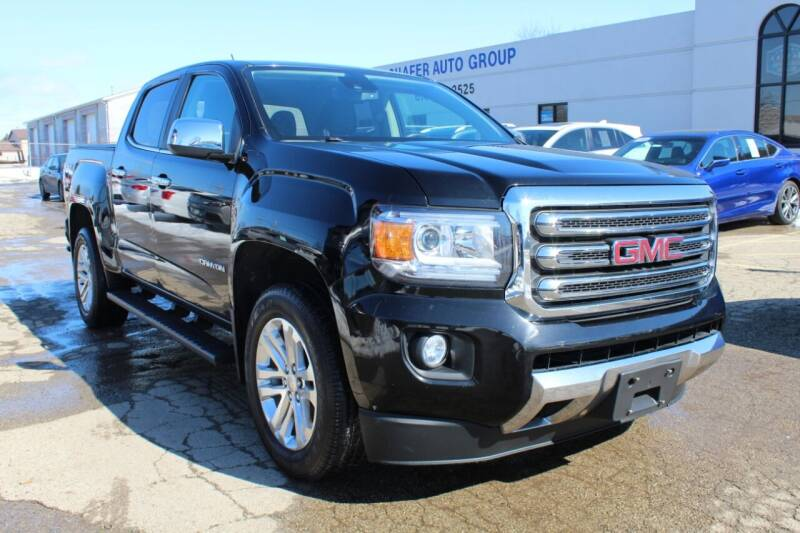 2016 GMC Canyon for sale at SHAFER AUTO GROUP in Columbus OH