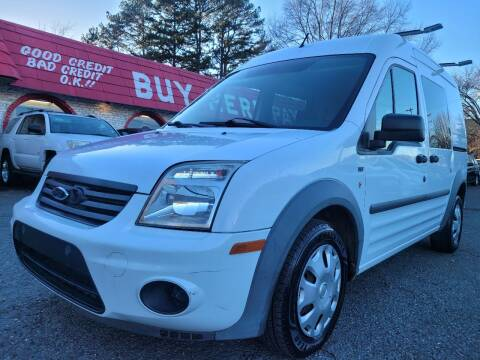 2012 Ford Transit Connect for sale at Ace Auto Brokers in Charlotte NC