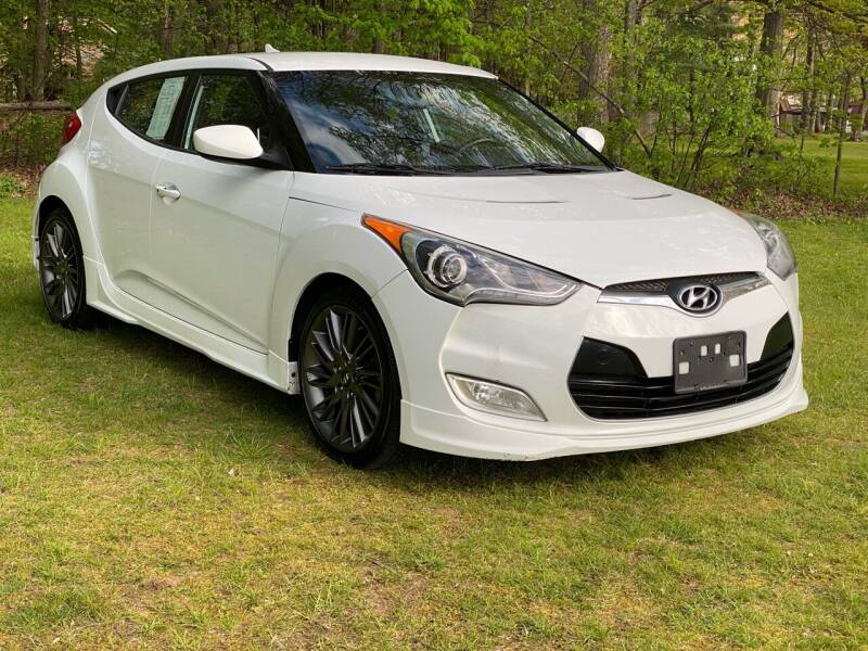 2013 Hyundai Veloster for sale at Choice Motor Car in Plainville CT