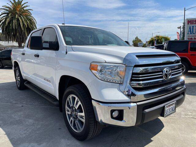2016 Toyota Tundra for sale at MISSION AUTOS in Hayward CA