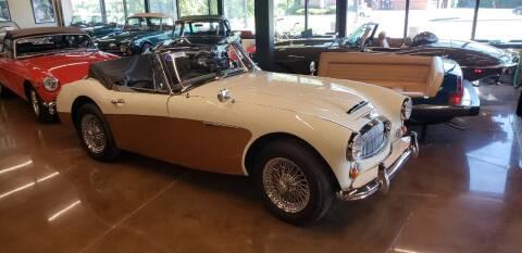 1966 Austin-Healey 3000 BJ8