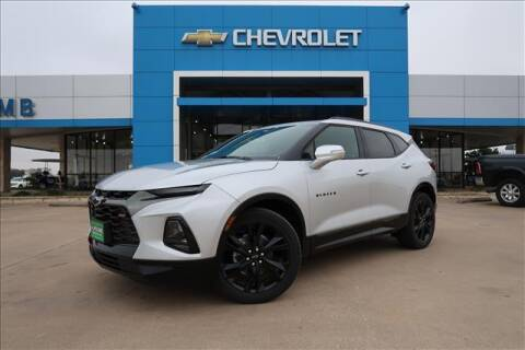 2021 Chevrolet Blazer for sale at Lipscomb Auto Center in Bowie TX