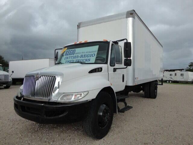 2009 International DuraStar 4300 for sale at Regio Truck Sales in Houston TX