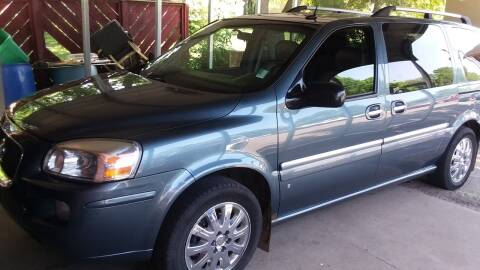 2007 Buick Terraza for sale at Sunrise Auto Sales in Stacy MN
