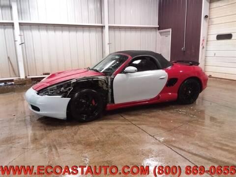 2004 Porsche Boxster for sale at East Coast Auto Source Inc. in Bedford VA