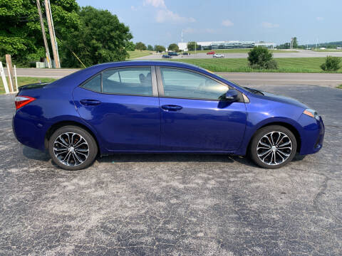 2014 Toyota Corolla for sale at Westview Motors in Hillsboro OH
