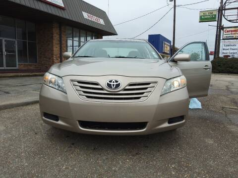 2007 Toyota Camry for sale at Best Auto Sales in Baton Rouge LA