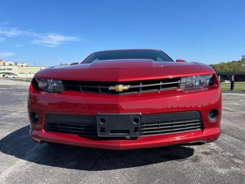 2014 Chevrolet Camaro for sale at CHAD AUTO SALES in Bridgeton MO