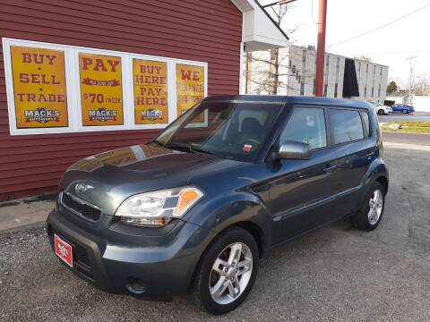 2011 Kia Soul for sale at Mack's Autoworld in Toledo OH