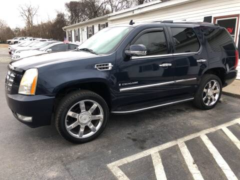 2007 Cadillac Escalade for sale at NextGen Motors Inc in Mt. Juliet TN