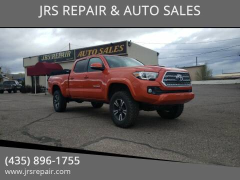 2016 Toyota Tacoma for sale at JRS REPAIR & AUTO SALES in Richfield UT