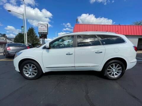 2015 Buick Enclave for sale at Select Auto Group in Wyoming MI