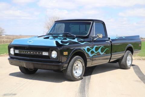 1970 Chevrolet C/K 10 Series