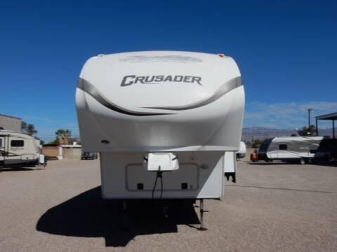 2013 Prime Time MFG Crusader Tour Edition  295RST for sale at Eastside RV Liquidators in Tucson AZ