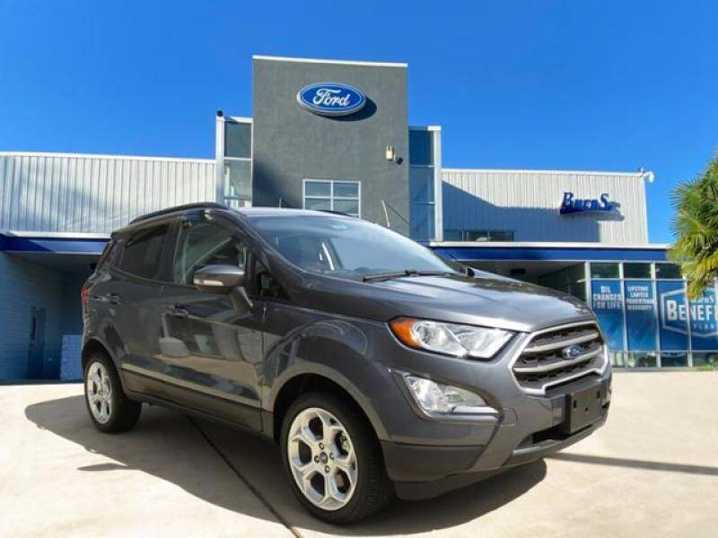 2021 Ford EcoSport for sale in Lancaster, SC