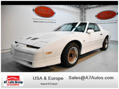 1990 Pontiac Firebird for sale at A7 AUTO SALES in Daytona Beach FL