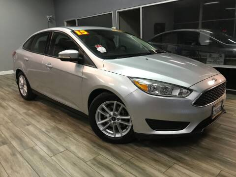 2015 Ford Focus for sale at Golden State Auto Inc. in Rancho Cordova CA