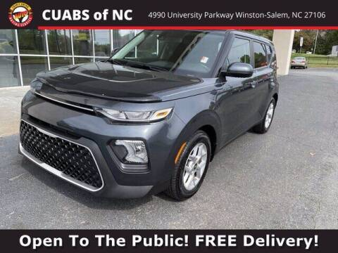 2020 Kia Soul for sale at Summit Credit Union Auto Buying Service in Winston Salem NC