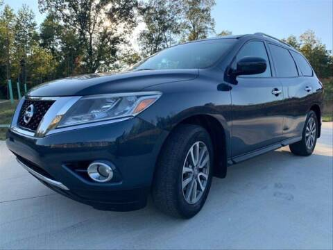 2013 Nissan Pathfinder for sale at el camino auto sales in Gainesville GA