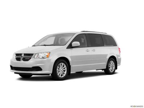 2016 Dodge Grand Caravan for sale at Griffin Mitsubishi in Monroe NC