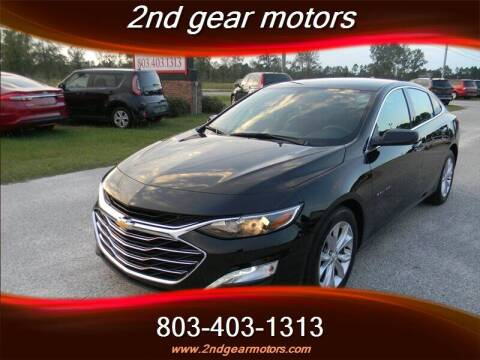 2019 Chevrolet Malibu for sale at 2nd Gear Motors in Lugoff SC