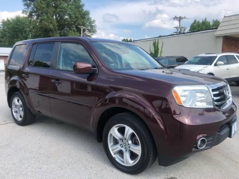 2014 Honda Pilot for sale at Auto Target in O'Fallon MO