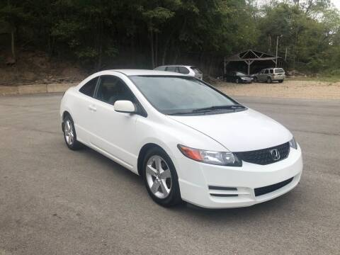 2010 Honda Civic for sale at Worldwide Auto Group LLC in Monroeville PA