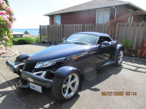 2001 Chrysler Prowler for sale at MOPAR Farm - MT to Restored in Stevensville MT