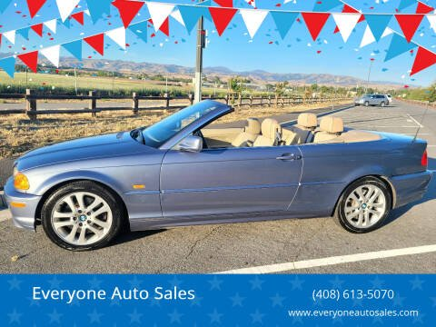 2001 BMW 3 Series for sale at Everyone Auto Sales in Santa Clara CA