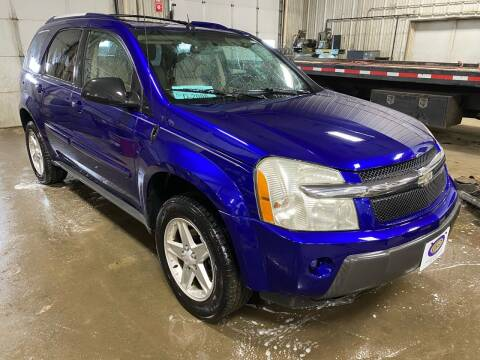2005 Chevrolet Equinox for sale at BERG AUTO MALL & TRUCKING INC in Beresford SD