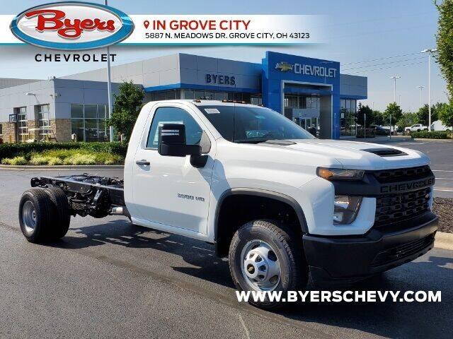 2021 Chevrolet Silverado 3500HD CC for sale in Grove City, OH