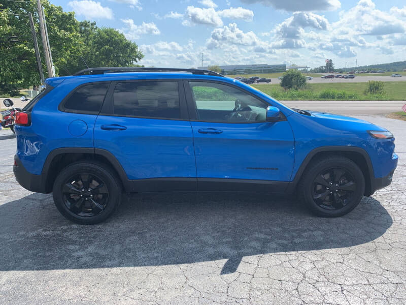 2018 Jeep Cherokee for sale at Westview Motors in Hillsboro OH