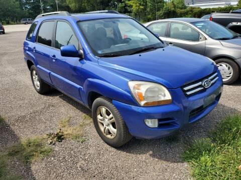 2008 Kia Sportage for sale at ASAP AUTO SALES in Muskegon MI