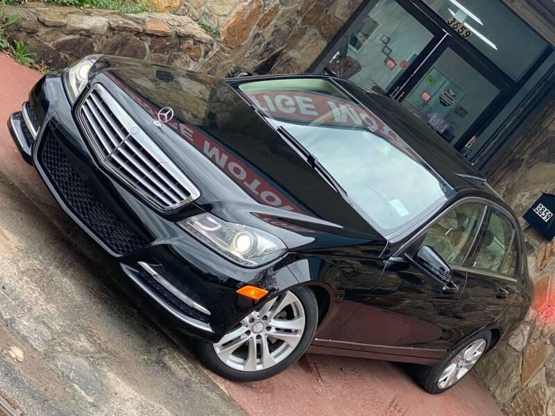 2013 Mercedes-Benz C-Class for sale at Atlanta Prestige Motors in Decatur GA
