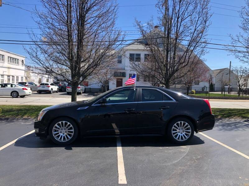 2010 Cadillac CTS for sale at Ataboys Auto Sales in Manchester NH