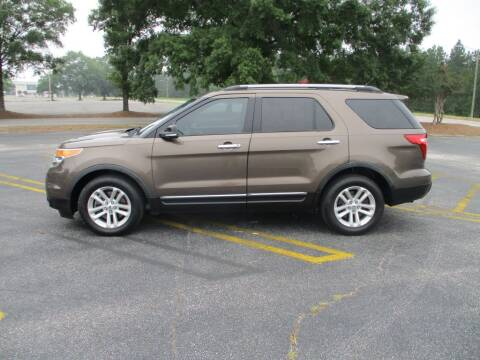 2015 Ford Explorer for sale at A & P Automotive in Montgomery AL