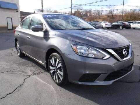 2019 Nissan Sentra for sale at Platinum Auto Sales in Provo UT