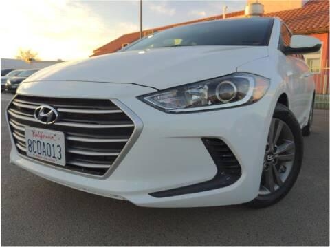 2018 Hyundai Elantra for sale at MADERA CAR CONNECTION in Madera CA
