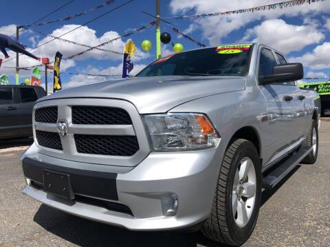 2015 RAM Ram Pickup 1500 for sale at 1st Quality Motors LLC in Gallup NM